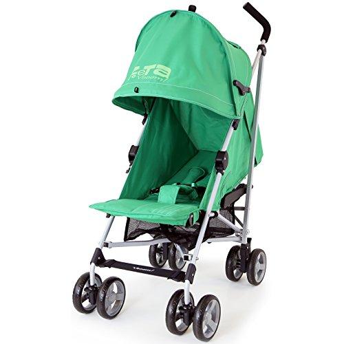 ZeTa Vooom Baby Stroller - Leaf (Green)