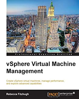 vSphere Virtual Machine Management par [Fitzhugh,  Rebecca]