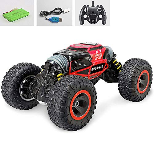 TOOGOO Stunt Car with Light Music RC Car Remote Control Toy