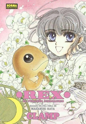 Rex, El pequeño dinosaurio Cover Image