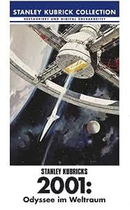 2001: Odyssee im Weltraum [VHS]
