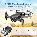 M69 FPV Drone with 720P Wide-Angle WiFi Camera HD Foldable RC Mini Quadcopter Helicopter VS VISUO XS809HW E58 X12 Dron