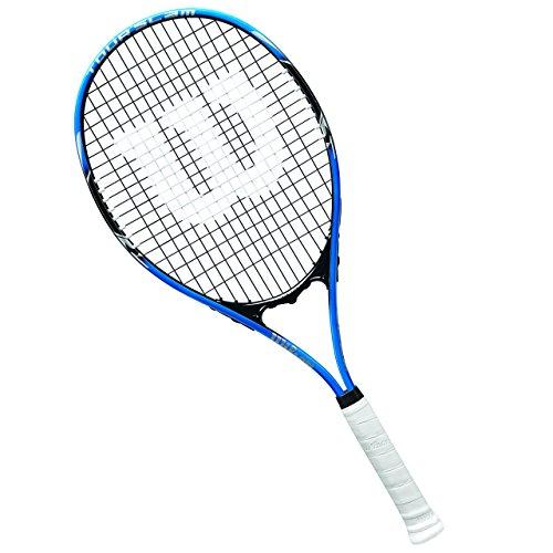 Wilson Tennisschläger Damen/Herren, All Courter, Freizeitspieler, Tour Slam Lite, Größe 3, - Tennisschläger Damen Wilson