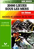 Une oeuvre - Vingt-mille lieues sous les mers de Jules Verne - Un thème : secrets et trésors de la mer