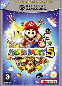 Mario Party 5 (players choice) [ Gamecube ] [Import anglais]