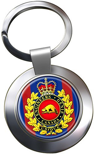 Ingenieur Zweige, Kanadische Armee chrom Schlüsselring (Armee-ingenieure)