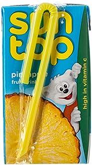 Suntop Pineapple Fruit Drink 18x125ml