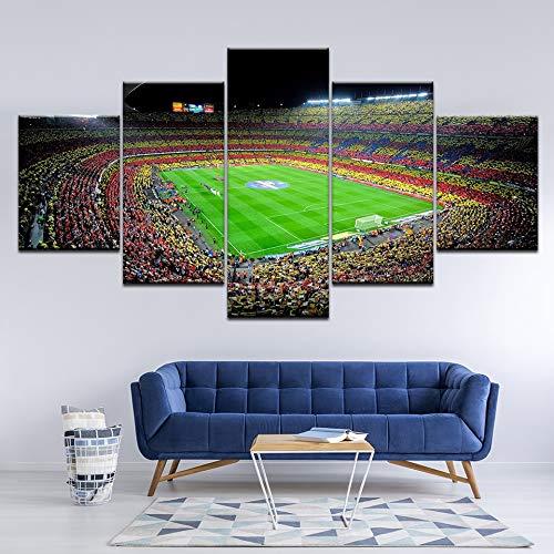 RMRM Toile Peinture Mur Art D/écor /À La Maison 5 Pi/èces Ganesh /Él/éphant Tronc Dieu pour Le Salon Moderne HD Imprim/é Paysage Photo 20x35cm 20x45cm 20x55cm