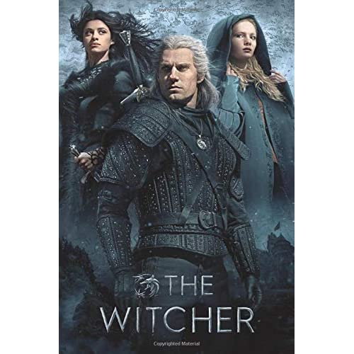 The Witcher: Writing Journal • Notebook • Diary • Notepad 3