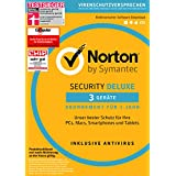 Norton Security Deluxe | 3 Geräte | PC/Mac/Smartphone/Tablet | Download