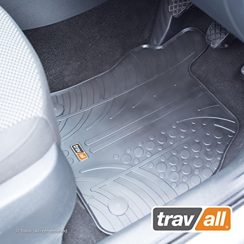 Travall Mats TRM1016R - Vehicle-Specific Rubber Floor Car Mats
