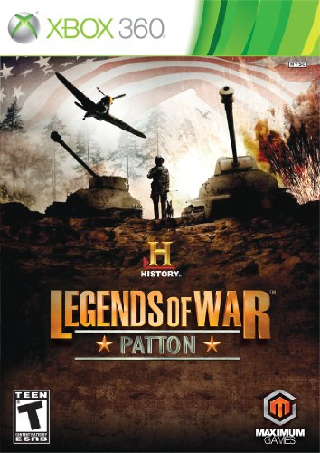 History: Legends of War Patton - Xbox 360 by Maximum Games