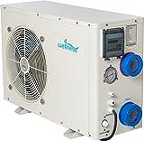 Hydro-Pro Schwimmbad Wärmepumpe 5kW bis 20 m³