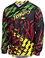 taymory Hot Chili DH40T-shirt descente, homme