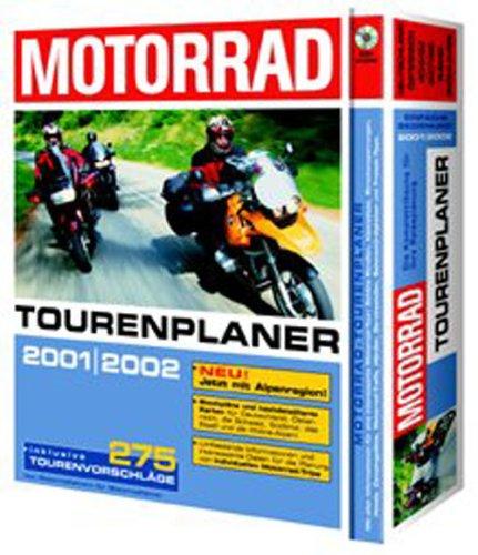 Motorrad Tourenplaner 2001/2002