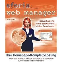 eforia web manager 4