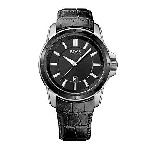 Hugo Boss Mens Analog Dress Quartz Watch NWT 1512922