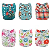 Bottom Cloth Diaper Inserts Review and Comparison