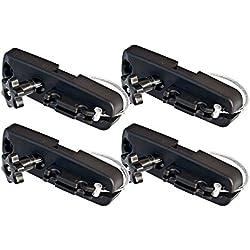 G3 Kit de fixation pour barres de coffre de toit jusqu'à 94mm