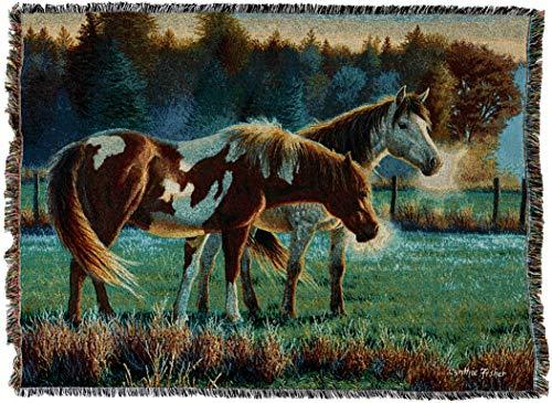 Pure Country Weavers arazzo Nuove Scoperte Coperta copriletto