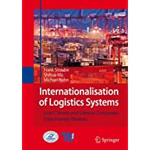 Internationalisation of Logistics Systems: How Chinese and German companies enter foreign markets