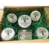 Vegan Self Care Gift Box, Reduce Stress, Feel Better, Relax, Natural Beauty Care