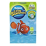 Huggies Little Swimmers Disposable Swimpants, Small, 27 Count - Bonus 56 Wipes Included by Huggies