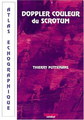 Atlas échographique, Doppler couleur du scrotum