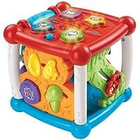 VTech 80-150504 - Baby Spielwürfel