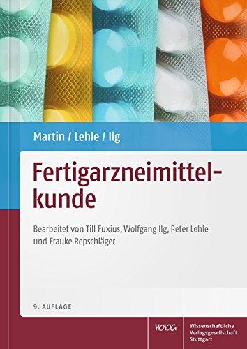 fertigarzneimittelkunde Fertigarzneimittelkunde von Jörg Martin (22. Oktober 2014) Broschiert