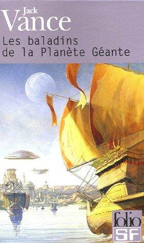Les baladins de la Planète Géante