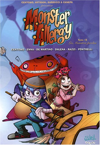 Monster Allergy, Tome 18 : Les monstres perdus