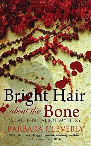 Book cover for Bright Hair About the Bone