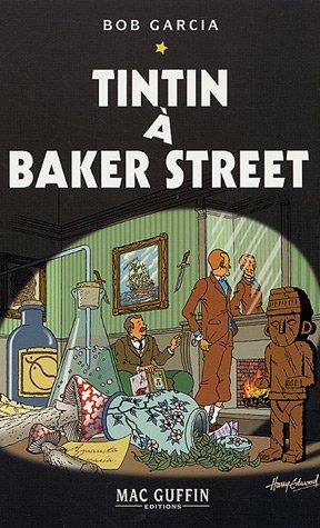 Tintin à Baker Street. par (Broché)