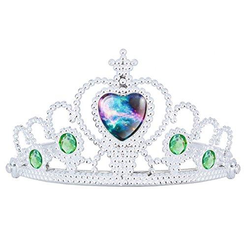 Das beste Unisex Tiara für Abschlussbälle Festzüge Princess Party Krone Geburtstag-Interstellar (Erwachsene Kostüm Blumentopf Für)