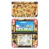 Disagu SF-104164_1157 Design Folie für Nintendo 3DS XL - Motiv Pizza real klar
