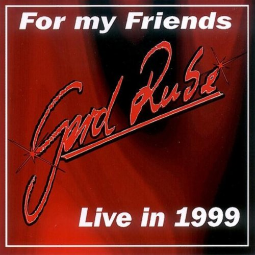 For My Friends - Live in 1999