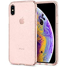 coque iphone x rose fushia