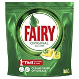 Fairy All In One Spülmaschinen-Tabs Test