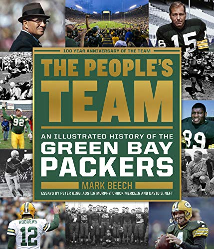 Green Bay Packers Donald Driver (The People's Team: An Illustrated History of the Green Bay Packers)