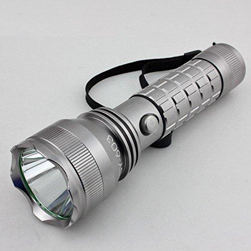 280 lumen Q5 torcia a LED modalità di durata della batteria 3 luce forte auto-difesa percussione multifunzione forte luce passaggio a casa pesca di notte all'aperto