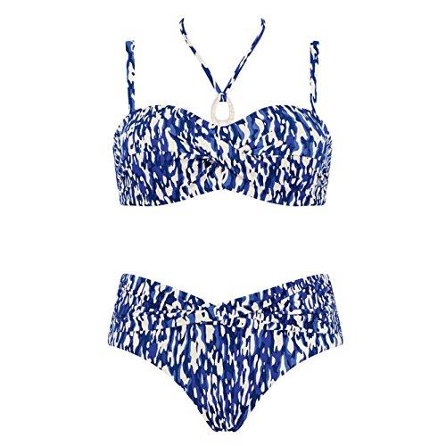 TRIUMPH Damen Bikini-Set Bedruckt