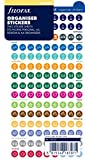 Filofax Personal Organiser Stickers