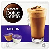 Nescafé Dolce Gusto Mocha, Pack of 3 (Total 48 Capsules,...
