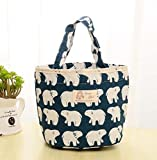 Animal Pattern Lunch Bag/Waterproof Insulation Package/Children Lunch Bag