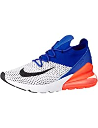 los angeles c101a 2920f Nike Air Max 270 Flyknit, Sneakers Basses Homme