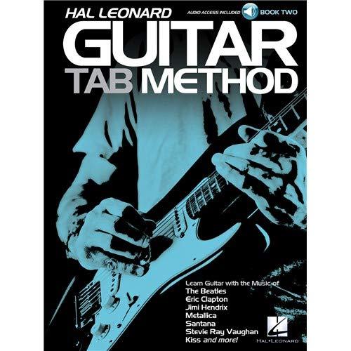 Hal Leonard Guitar Tab Method: Book Two. For Gitarre, Grifftabelle für Gitarre