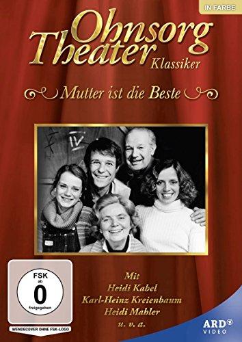 """Ohnsorg-Theater Klassiker: Mutter ist die Beste (ehemals \""""Das Fenster zum Flur\"""")"""