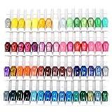 60 Farben Nail Polish...