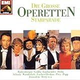 Die große Operetten-Starparade -